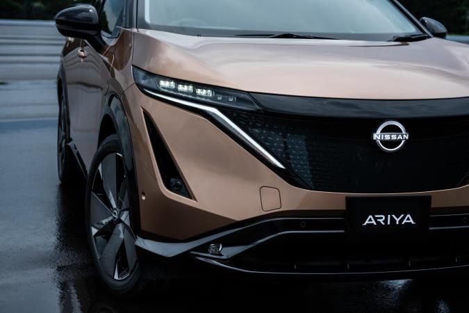 Nissan's next-gen Ariya EV has been delayed until winter 2021