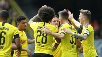 BVB überzeugt (fast) sofort: Hochverdienter Sieg gegen Augsburg