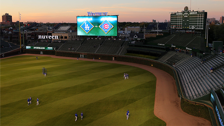 What it's like switching spots on the Cubs beat during coronavirus pandemic