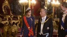 ¡Letizia se pone su corona! ¡que a nadie le quepa duda quién es la reina!