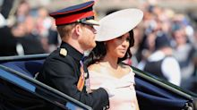 All the fashion from Trooping the Colour 2018, from the Duchess of Sussex to the Queen