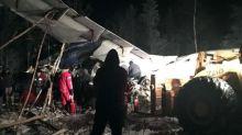 Survivors of plane crash recount near-death experience