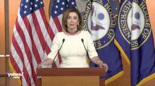 Pelosi on Trump whistleblower case: This is a cover-up
