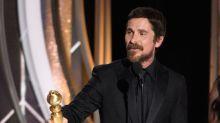 La iglesia de Satanás aplaude a Christian Bale por agradecerle en los Globos de Oro