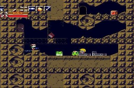 Cave Story+ hits the 3DS eShop soon, separate from Cave Story 3D