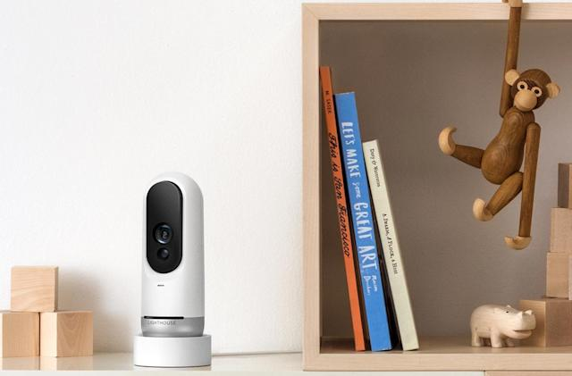 Lighthouse's AI-powered security camera is now shipping