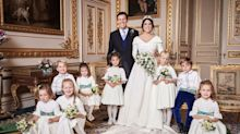 Princess Beatrice's Wedding Dress Could Not Be More Different than Princess Eugenie's
