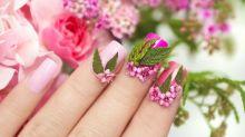 Skurrile Nail-Art: Von Blumen- über Buntstift- bis hin zu Schokonägeln
