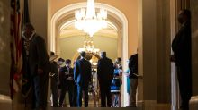 White House, Senate GOP continue to debate stimulus plan as jobless claims rise