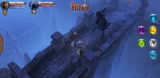 Albion Online unveils Player-vs-Player and Guild-vs-Guild details