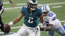 Eagles 'Hope' to See Jalen Hurts Run with QB Job