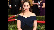 """Emilia Clarke tuvo dos aneurismas cerebrales mientras filmaba """"Game of Thrones"""""""