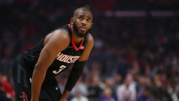 Chris Paul says he'll be 'happy' to stay in Houston
