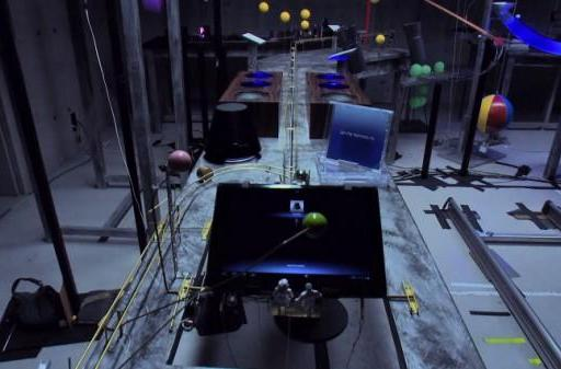 Sony unveils its fourth tablet teaser video, Rube Goldberg aficionados rejoice