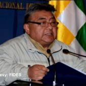Strikers kill minister, says Bolivian government