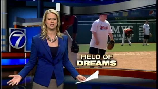 Special Olympics hold clinic in conjunction with CWS