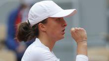 Teenager Iga Swiatek thrashes Nadia Podoroska to reach first grand slam final