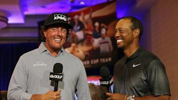 Tiger Woods vs. Phil Mickelson: Charles Barkley, Samuel L. Jackson to join Ernie Johnson on broadcasting team for The Match
