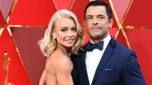 Kelly Ripa Hilariously Introduces Mark Consuelos as 'Baby Daddy' While Moderating 'Riverdale' Comic-Con Panel