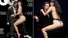 Kylie Jenner's GQ shoot branded a 'cheap rip off'