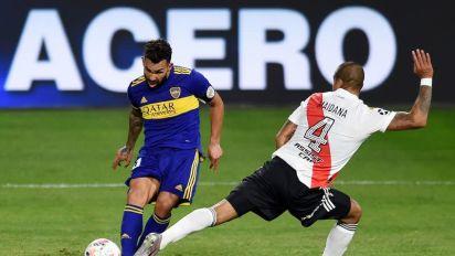 Boca Juniors vence en los penales a River Plate en clásico argentino y avanza a semifinales de la liga local
