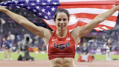 Pole vault gold, soccer thriller for US women