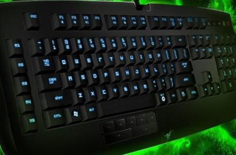 A hands-on with the Razer Anansi