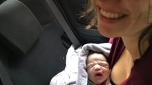 Woman Gives Birth In The Back Of Her Car, Tweets Honda To Ask For A New One