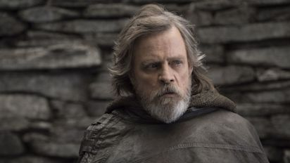 Hamill 'revealed' Luke's role in Star Wars 9 ages ago