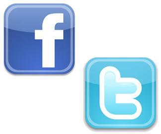 Facebook and Twitter icons influence online buying, says study