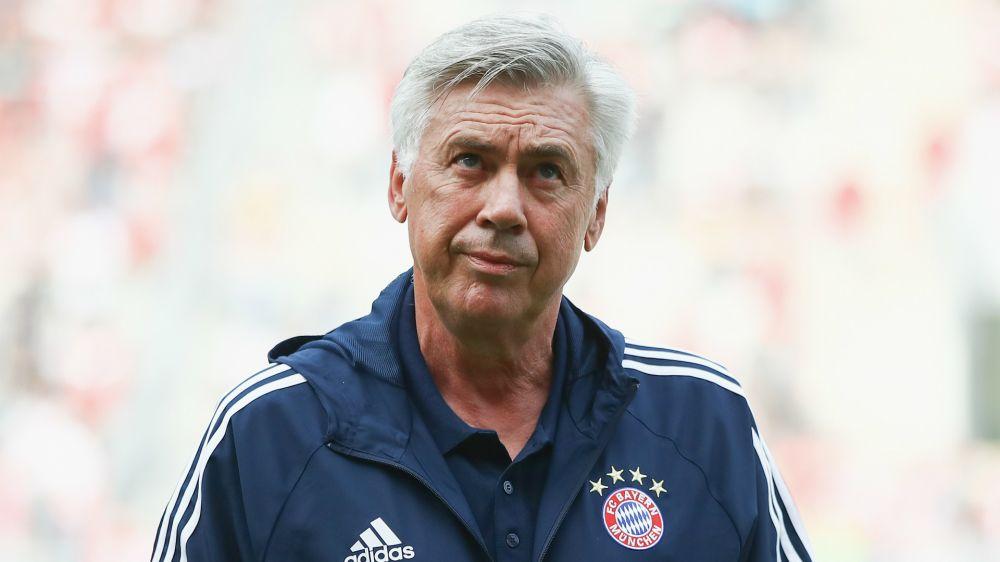 PSG, les regrets de Carlo Ancelotti