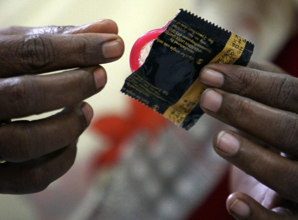 According to the National Aids Council, HIV rates in Zimbabwe have declined by 30 percent since 2009