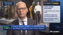 Hugo Boss CEO: Seeing robust growth in China