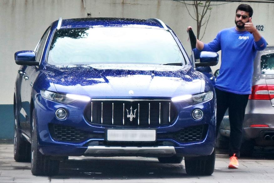 Photos: Bollywood's Maserati owners