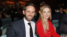 Lara Stone has remarried after finding love on Tinder following David Walliams split