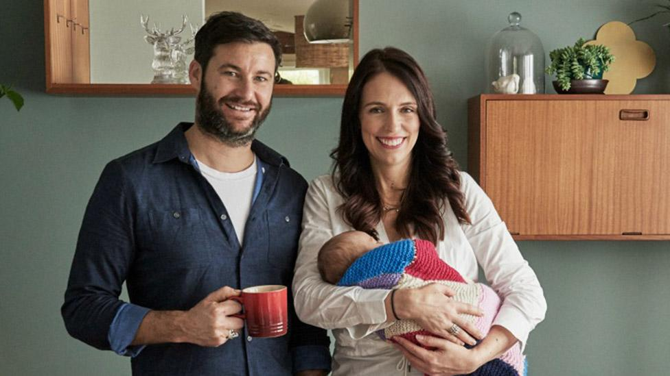 Jacinda Arden shares relatable parenting moment on Instagram for first birthday
