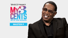 Master P talks money and career on Yahoo Finance's My Three Cents with Jen Rogers