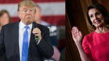 Shutdown: Donald Trump annule les déplacements officiels de son opposante Nancy Pelosi
