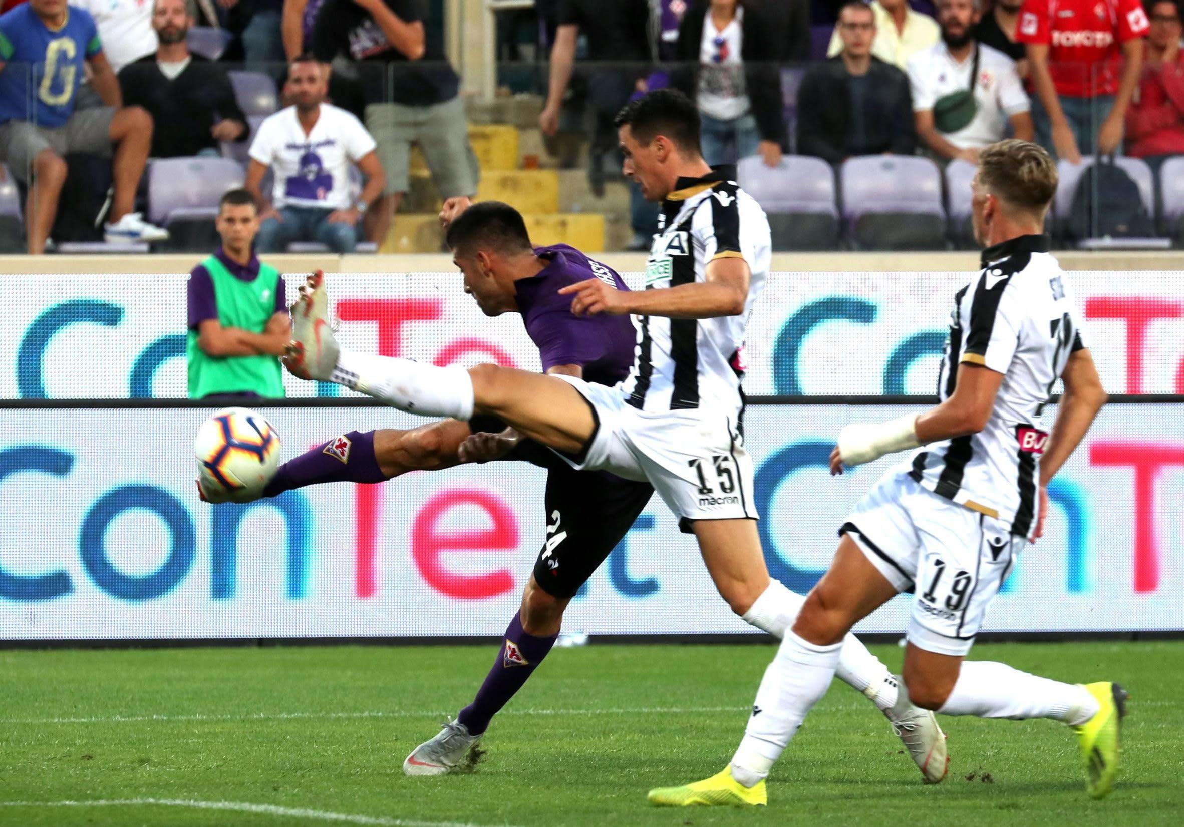 Camiseta Fiorentina MARCO BENASSI
