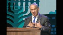 Netanyahu asks U.S. supporters to oppose Iran deal