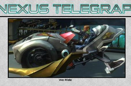 The Nexus Telegraph: The first week in WildStar
