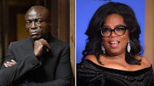 Seal slams Oprah for being 'part of the problem' following Golden Globes speech