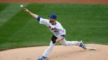 Mets announce starting pitchers for Saturday's doubleheader