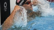 Golden dash: Dressel claims 4th Olympic victory in 50 free
