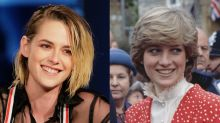 Kristen Stewart says she feels 'protective' of Princess Diana as she prepares to shoot biopic
