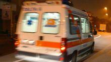 Incidente a Torino, scontro tra un Suv e una Fiat 600: grave un 27enne
