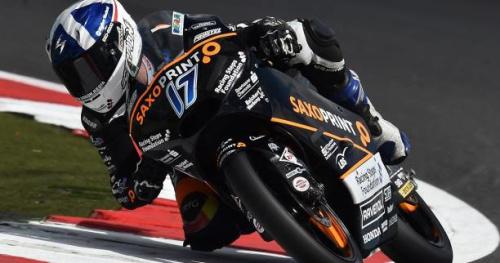 Moto - Moto3 - ARG - GP d'Argentine (Moto3) : John McPhee en pole