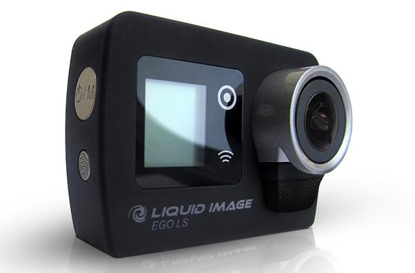 Liquid Image brings LTE to the action cam game with its new Ego LS