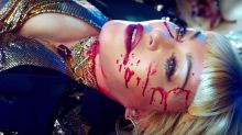 Madonna features shocking mass shooting scene in 'God Control' music video
