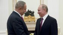 Israel's Netanyahu to discuss Middle East with Putin: statement